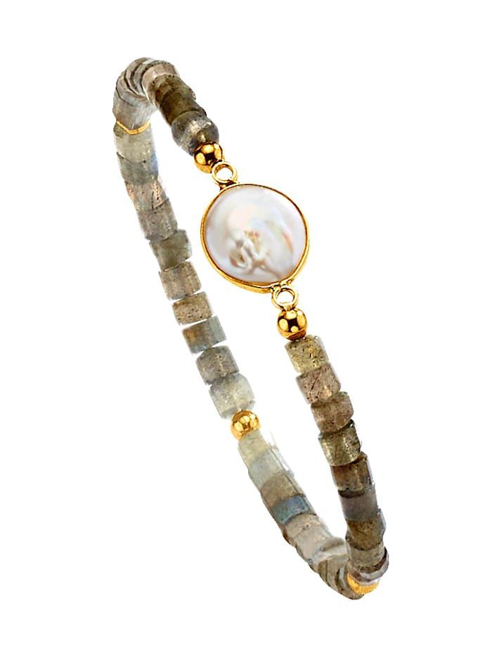 Armband mit Labradoriten