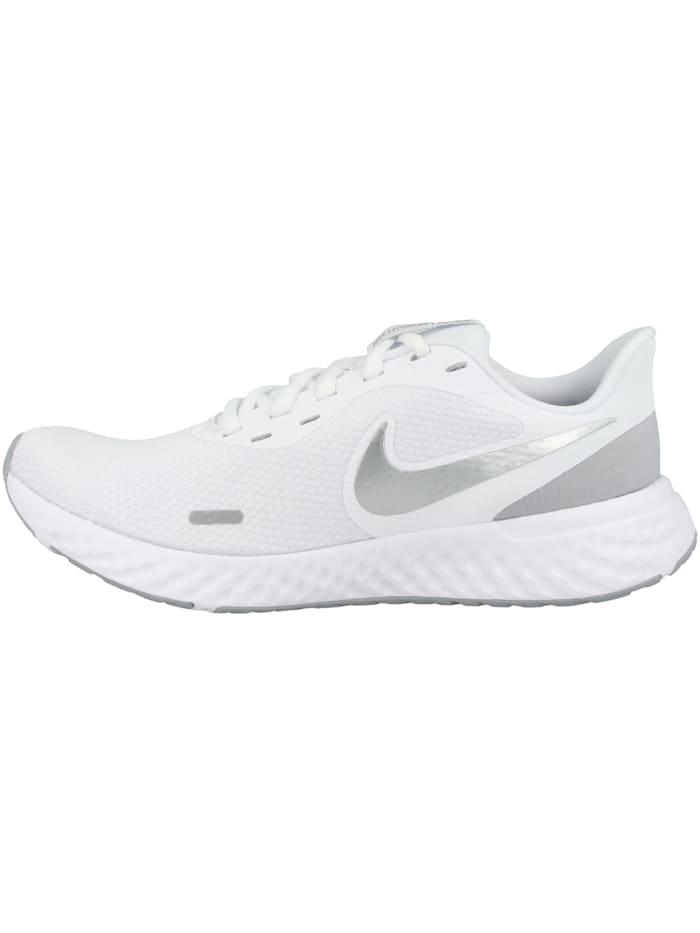 Nike Laufschuhe Revolution 5, weiss