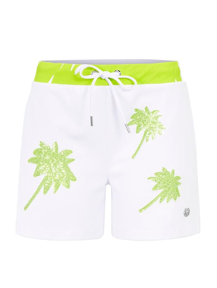 SPORTALM Shorts, Grün