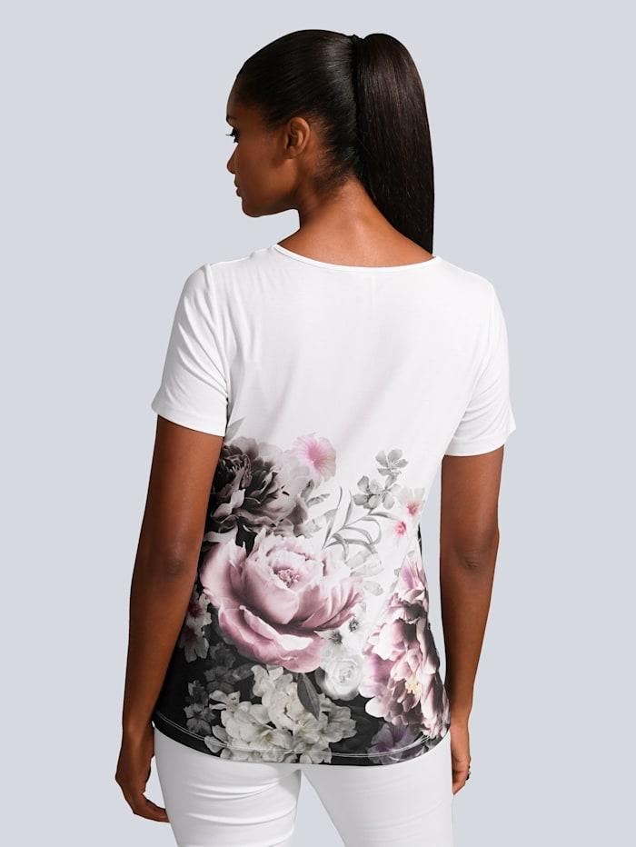 Shirt mit hohem Viskose Anteil
