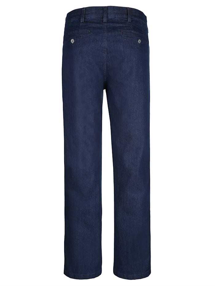 Swingpocket Jeans mit Comfort-Innendehnbund