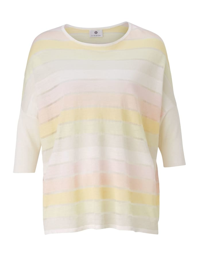 SIENNA Pullover aus weicher Qualität, Multicolor