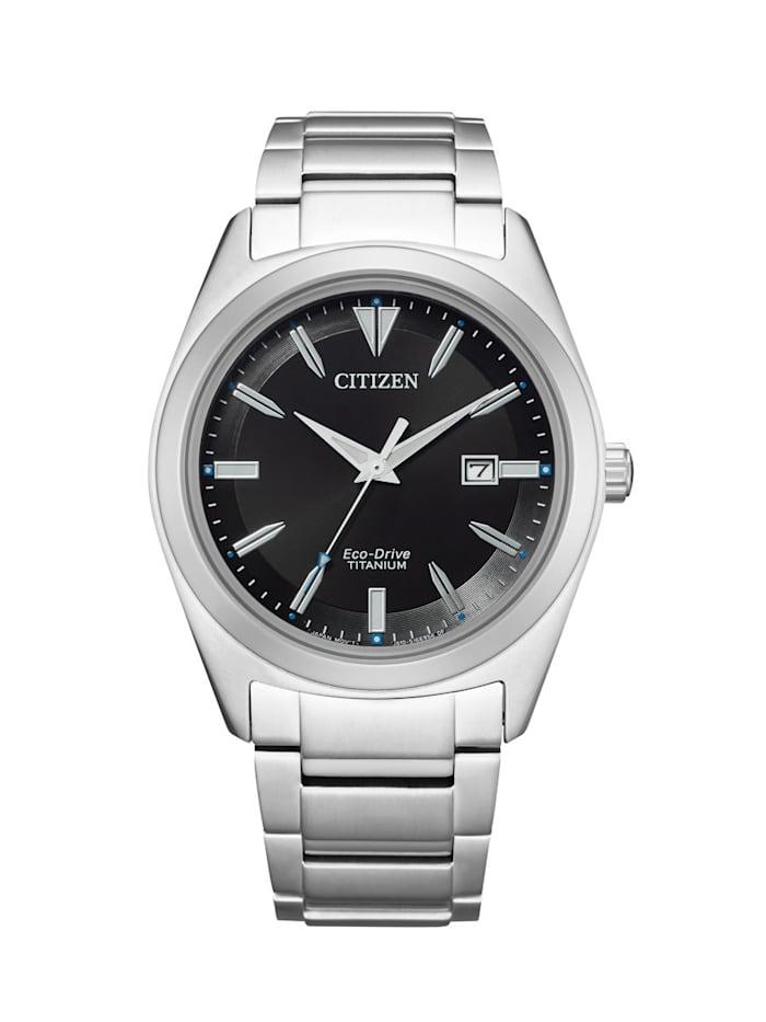 Citizen Herrenuhr Eco-Drive AW1640-83E, Silberfarben