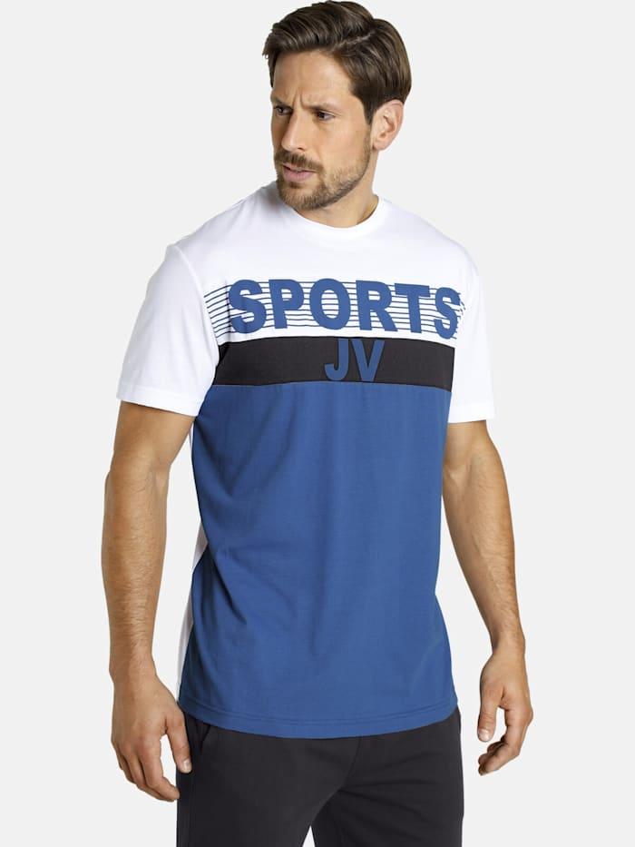 Jan Vanderstorm Jan Vanderstorm T-Shirt BERDINES, blau