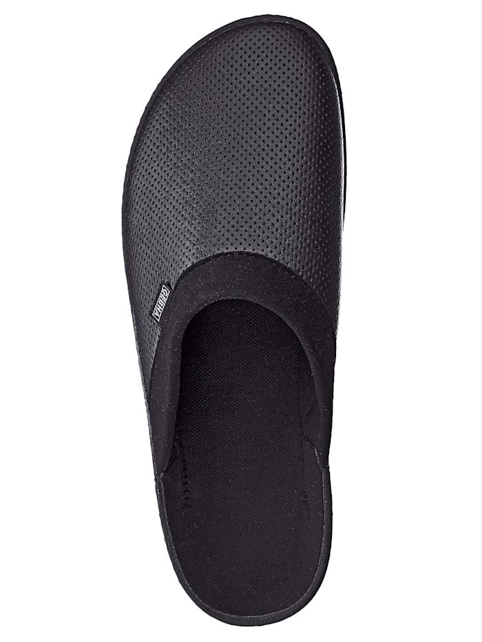 Pantoffel für empfindliche Füße