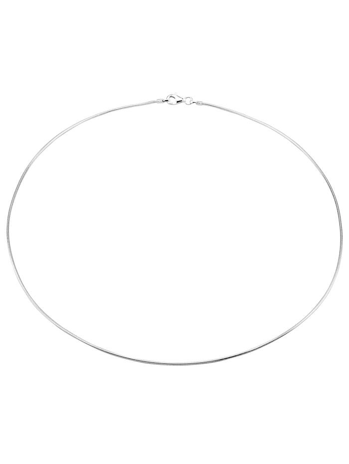 Schlangenkette in Silber 925