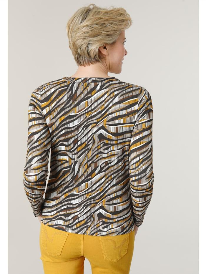 Shirt allover bedruckt
