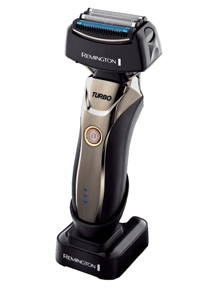 Remington Parranajokone, REMINGTON® PowerAdvanced F9200, musta/hopeanvärinen