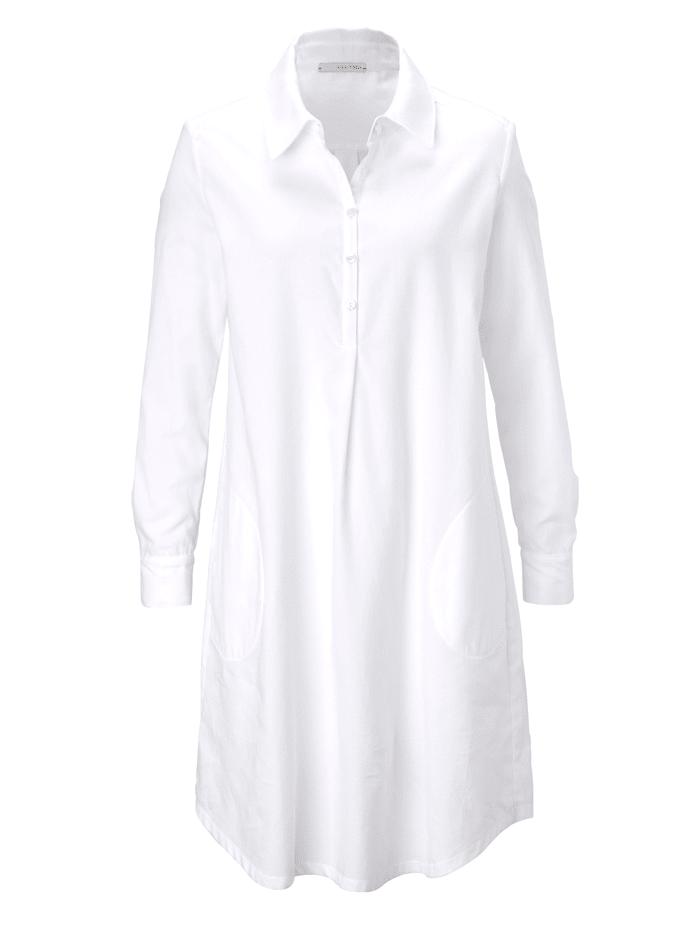 SUNDAY IN BED Nachthemd, Weiß