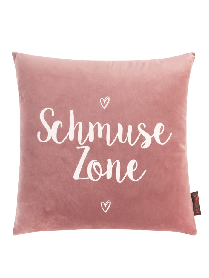Magma Kussenhoes Schmusezone, oudroze