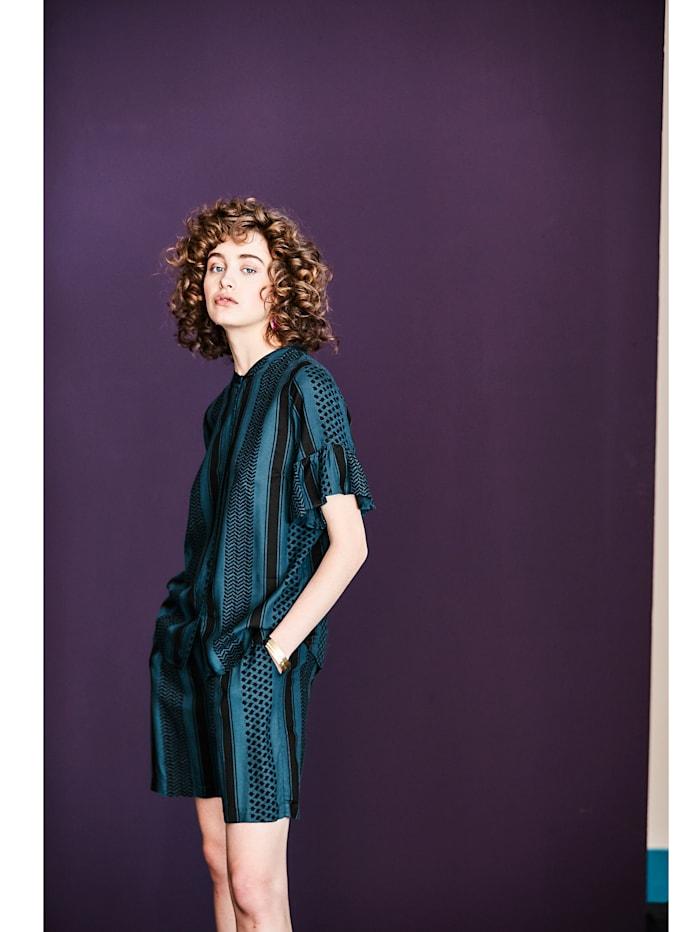 Shorts Kufiya-Print