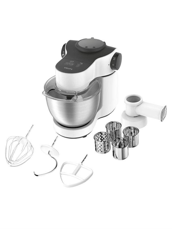 Krups Krups keukenmachine Master Perfect KA2521, wit/grijs