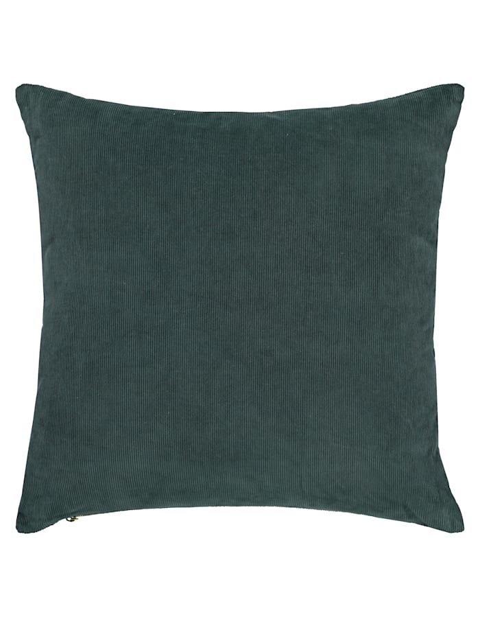 Essenza Zierkissen 'Riv', grün