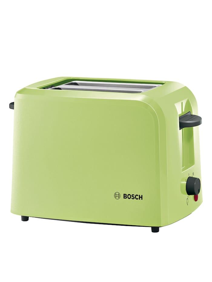 Bosch Bosch Kompakt-Toaster TAT3A016, grün