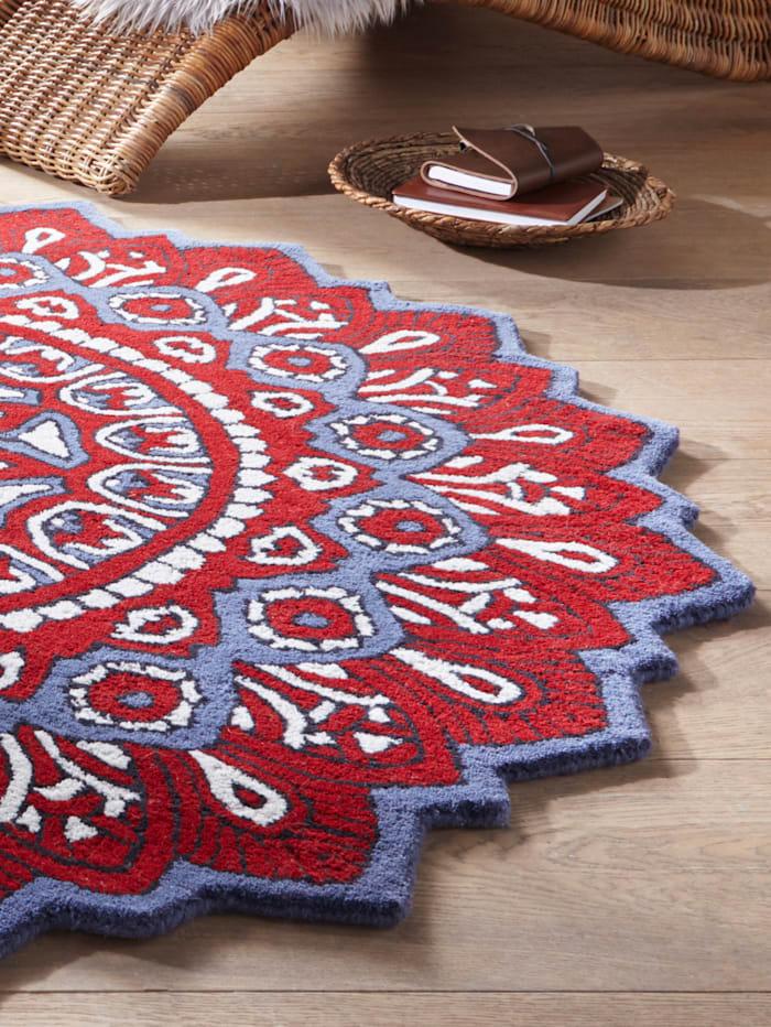 Handtuftteppich 'Kala'