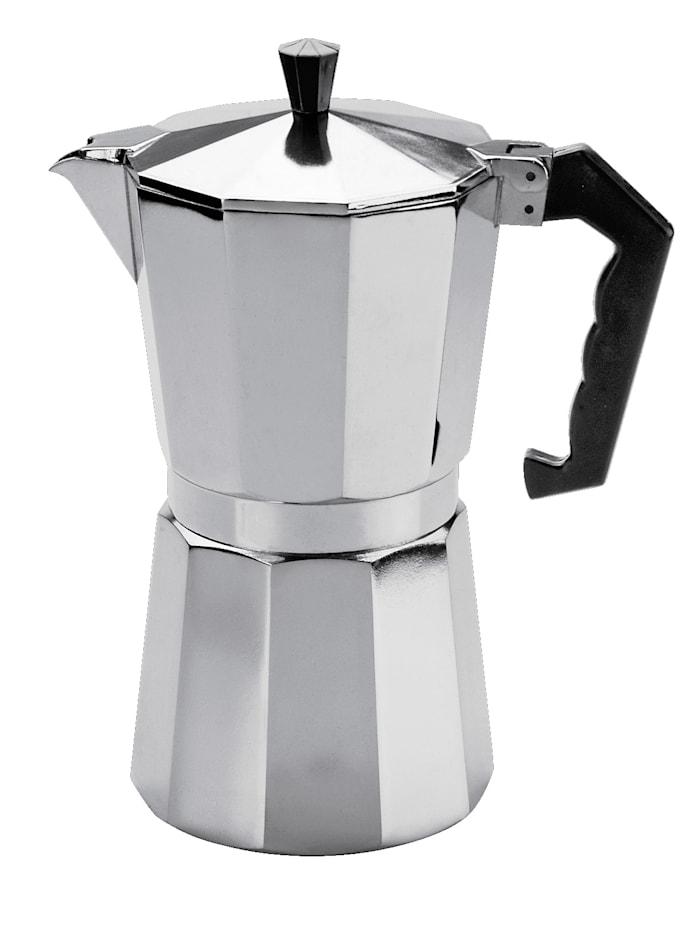 """Cilio Espressokocher """"Classico"""", silber"""