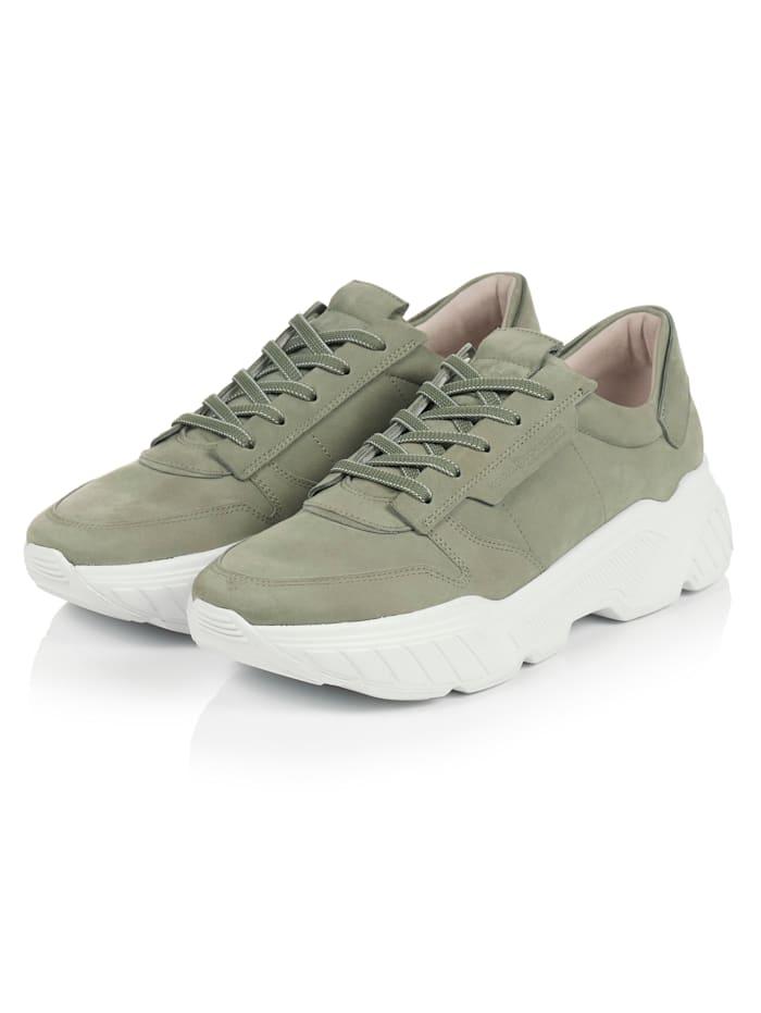 Kennel & Schmenger Sneaker, Salbeigrün