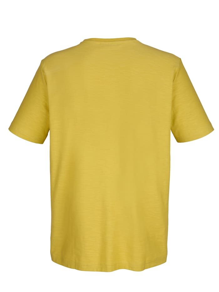 T-Shirt mit Frontdruck