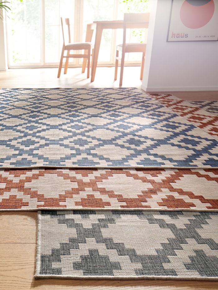 Vändbar matta för utomhusbruk – Aurelian