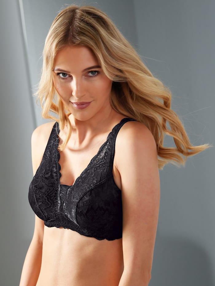 Kaksiosaiset rintaliivit – käytä pitsillä tai ilman