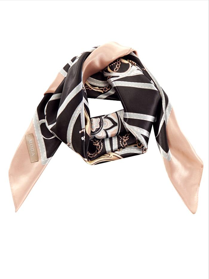 MONA Satin scarf, Multi
