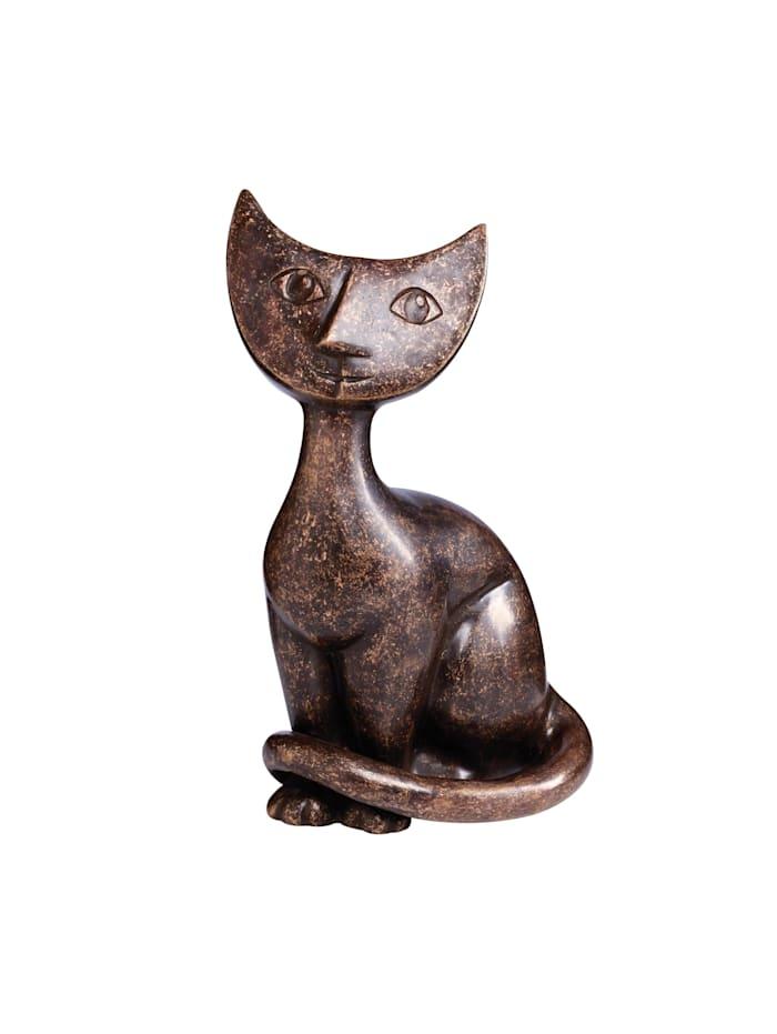 "Goebel Goebel Figur Rosina Wachtmeister - Katze ""Giovanni"", Bronze"