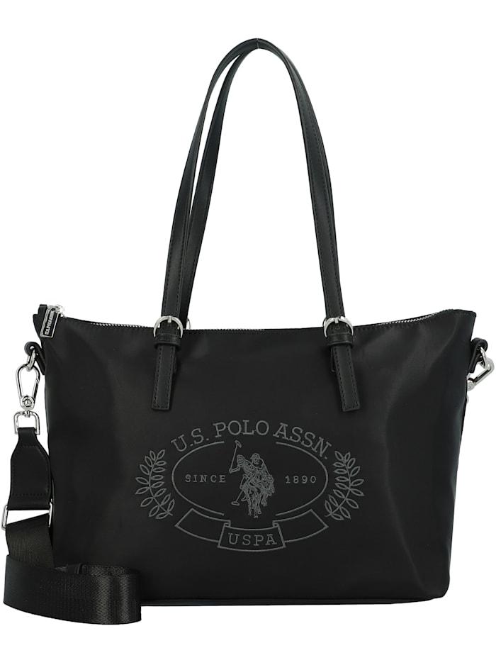 U.S. Polo Assn. Springfield Schultertasche 30,5 cm, black