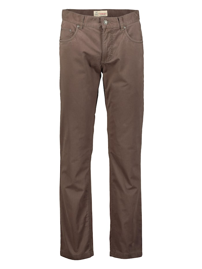 Redpoint modische Thermo 5-Pocket mit Stretch Barrie, taupe