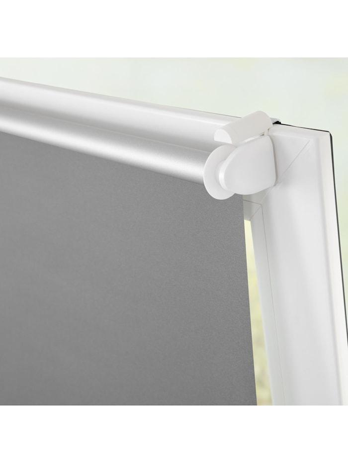 Lichtblick Sonnenschutzsysteme Klemmträger Klemmfix Easy für Thermo Rollo RKV, Weiß