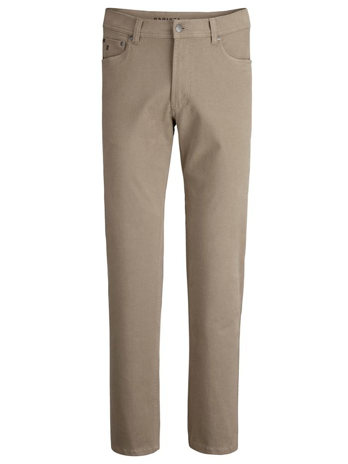 BABISTA Pantalon en coton recyclé, Beige
