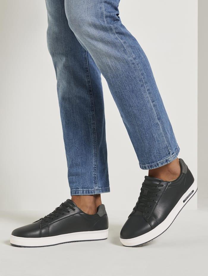 Tom Tailor Basic Sneaker, black