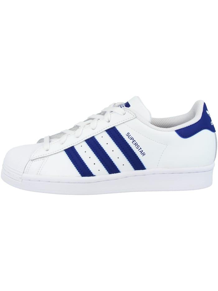 Adidas Originals Sneaker low Superstar J, weiss
