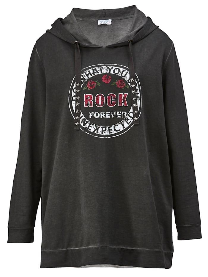 Sweatshirt Rock-stijl