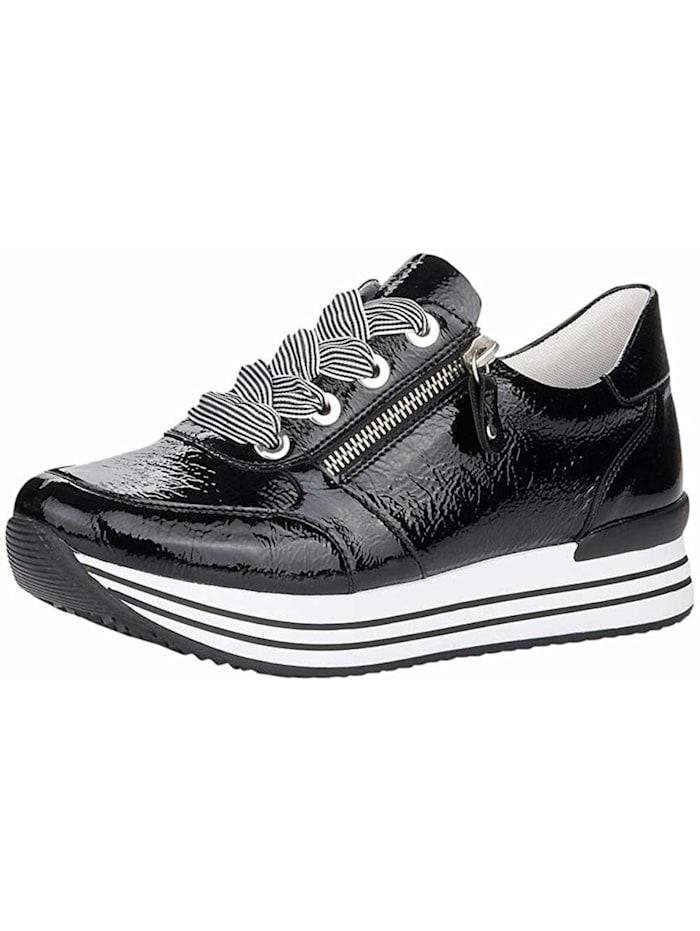 Remonte Sneaker, schwarz