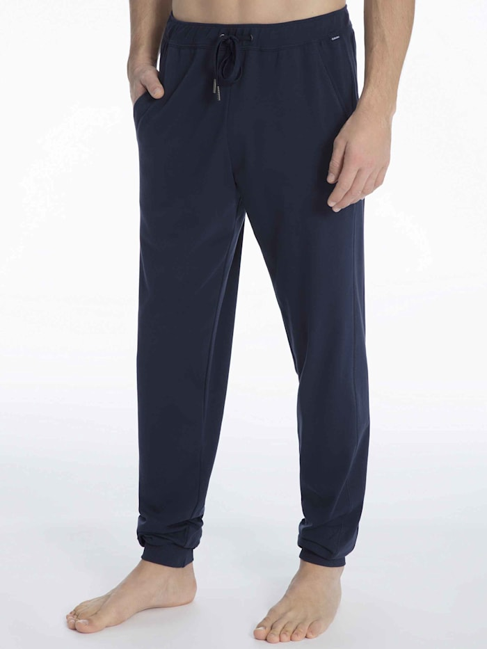 Lounge-Pants mit Bündchen Ökotex zertifiziert