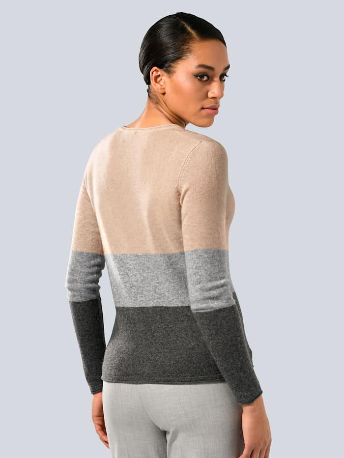 Pullover aus einer edlen Misch-Qualität