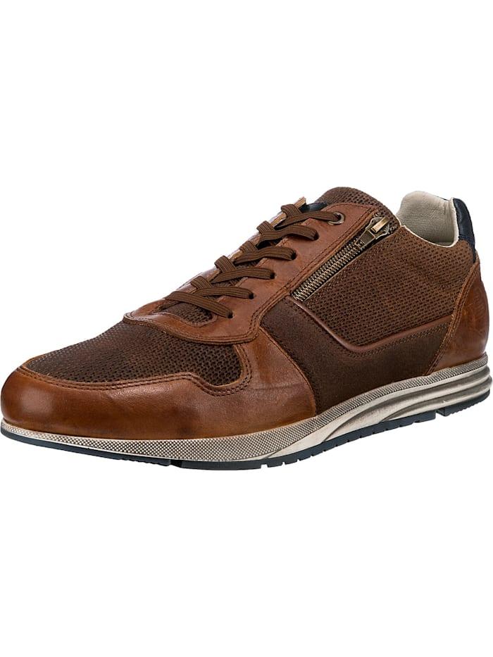 Bullboxer Sneakers Low, cognac