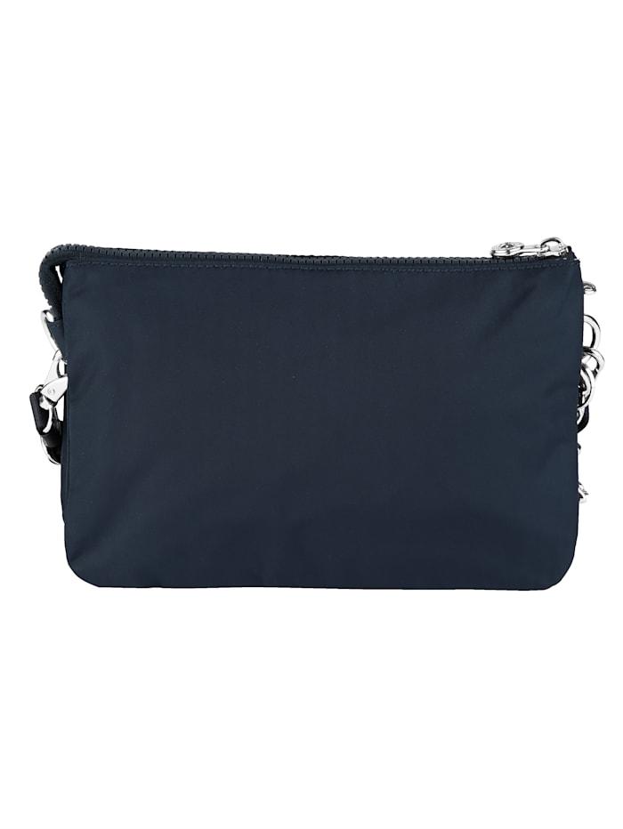 Shoulder Bag with chic fringe pendant