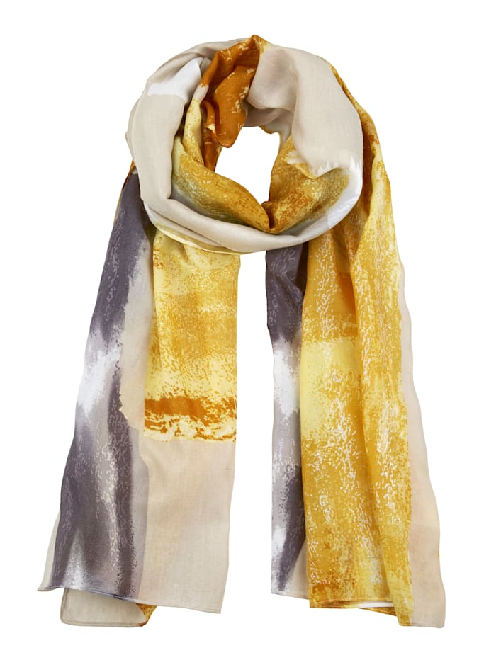 Scarf, Gold-Coloured
