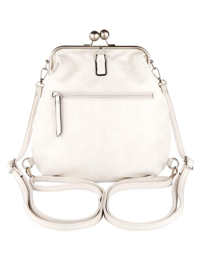 Axelremsväska som kan bäras som ryggsäck