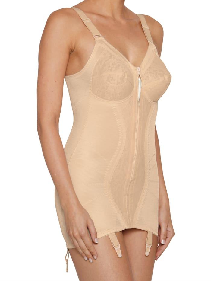 Naturana Combiné-culotte légèrement gainante, Nude