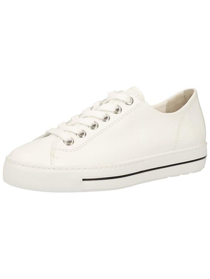 Paul Green Paul Green Sneaker, Weiß/Schwarz