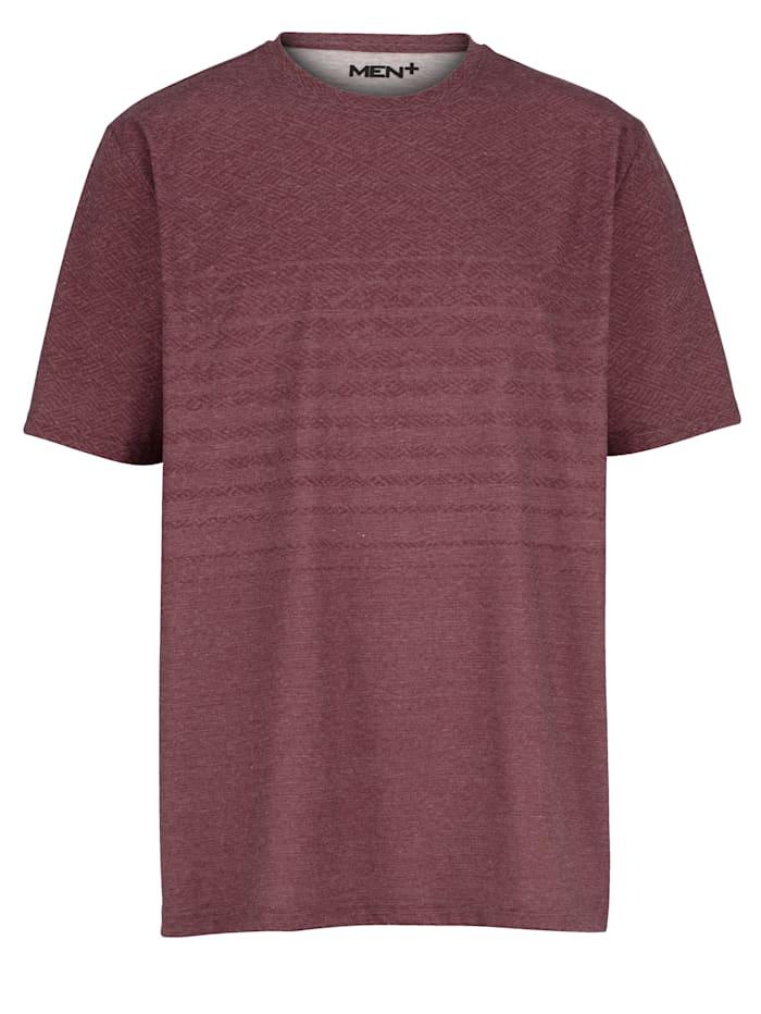 Men Plus Nopeasti kuivuva T-paita, Bordeaux