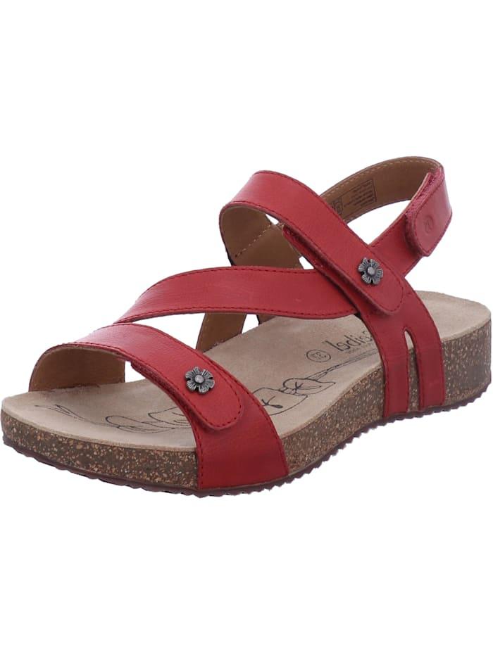 Josef Seibel Josef Seibel Damen-Sandale Tonga 53, rot, rot