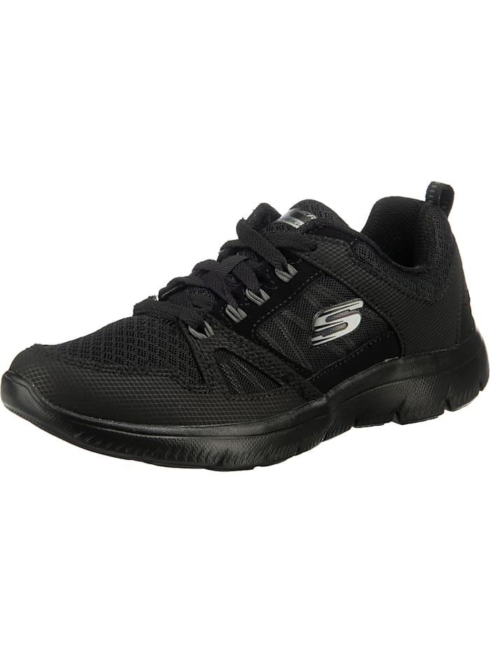 Skechers Summits New World Sneakers Low, schwarz