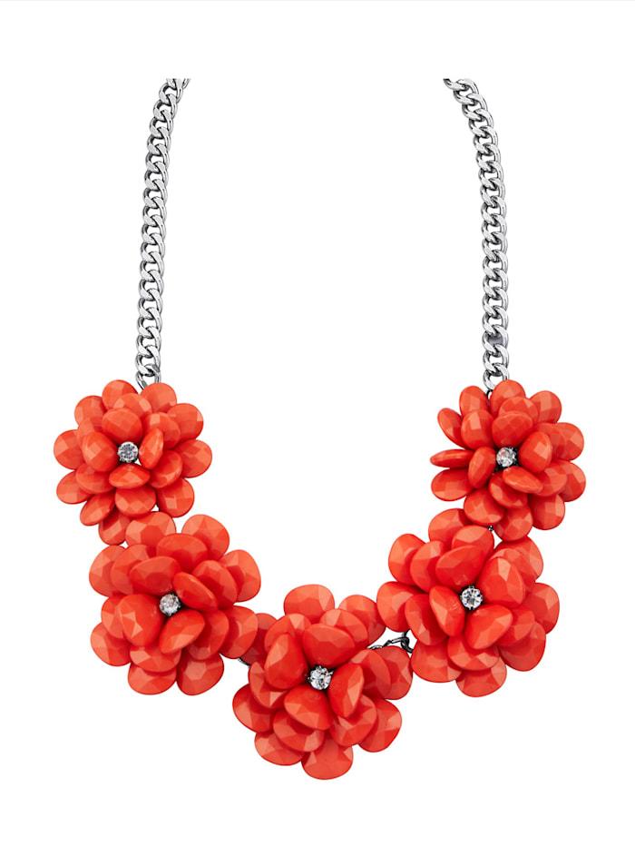 Kukkakaulakoru, Oranssi