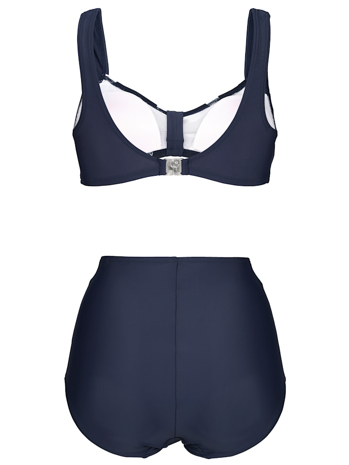 Bikini in a stylish polka dot design