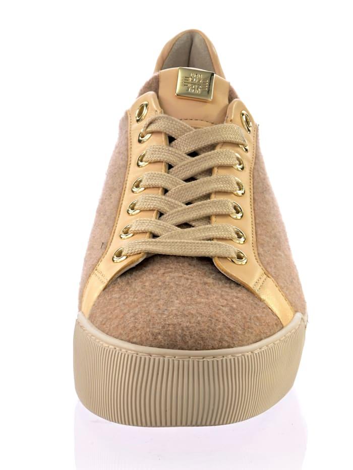 Sneaker mit Kaschmir-Anteil