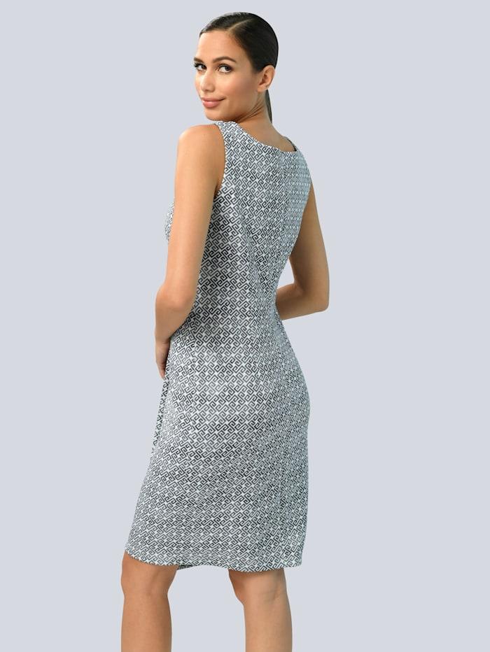 Kleid im Alba Moda exklusiven Dessin