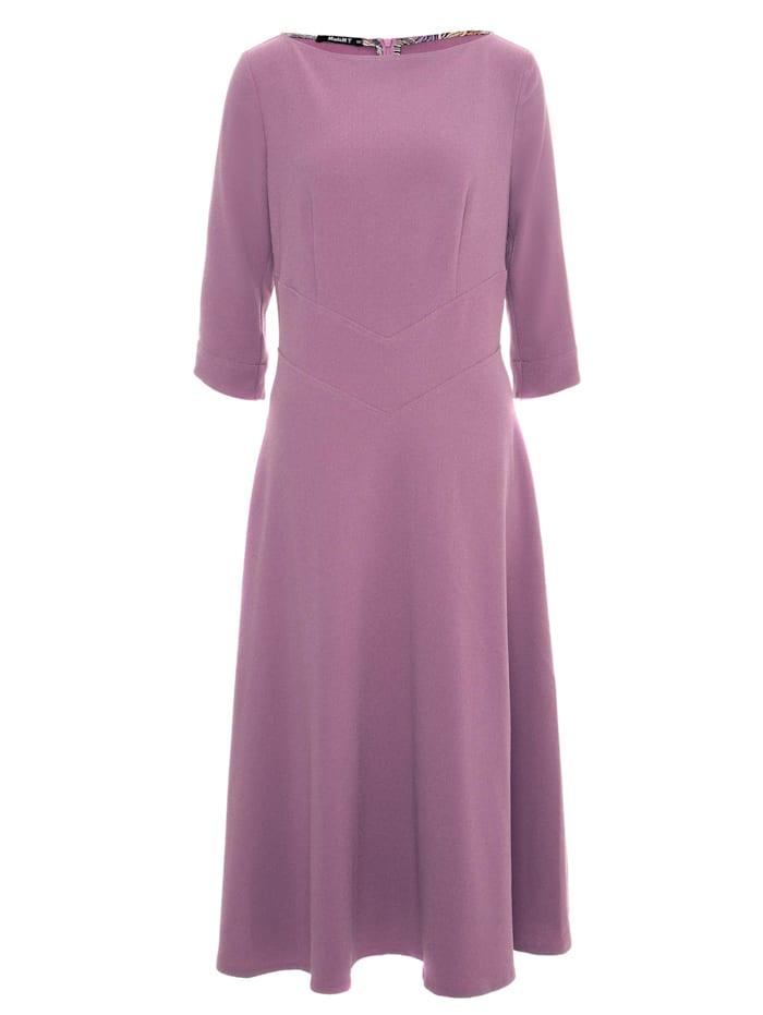 Madam-T A-Linien-Kleid Yanna, rosa